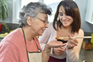 Home Care Services in Woolwich Township NJ: Tips for Encouraging Your Senior to Eat Enough