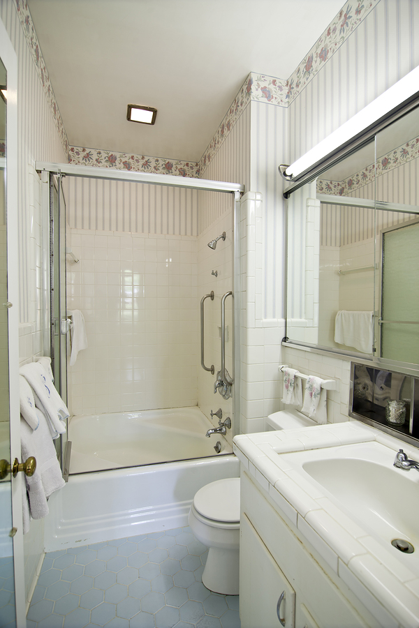 Elderly Care in Turnersville NJ: Making Your Parent's Bathroom More Accessible in Kitchen and Bath Month